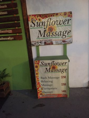 ‪Sunflower Massage‬