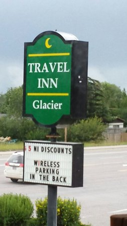 Glacier Travel Inn: 20160624_173556_large.jpg