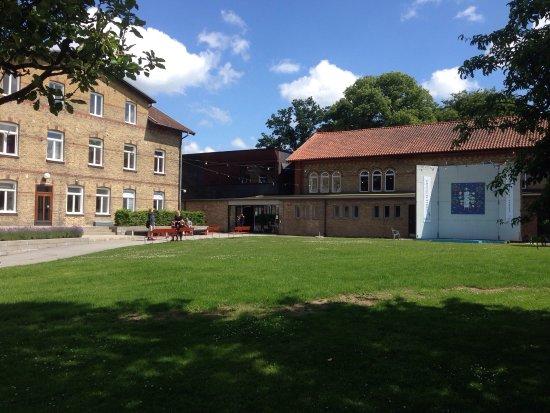 Svalov, Zweden: Fridhems folkhögskola