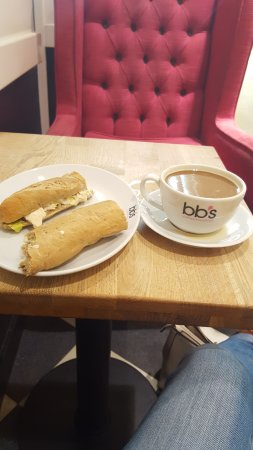 BB's Coffee & Muffins Cardiff: me time!