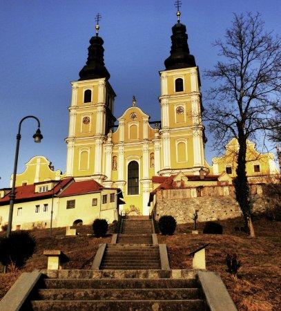 Hotel Pfeifer Kirchenwirt: Aufgang zur Basilika Maria Trost