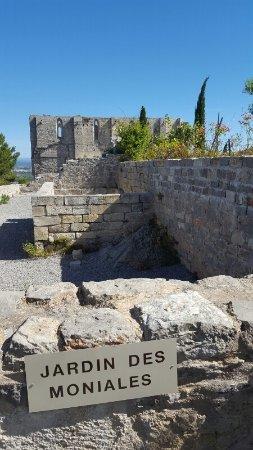 Gigean, Francia: Le jardin des moniales