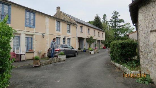 Saint-Maixent-l'Ecole, France: l'annexe