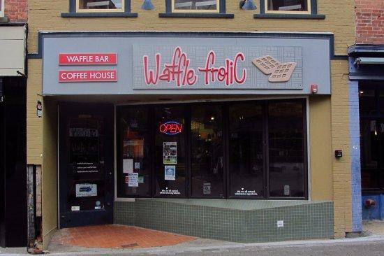 The Waffle Frolic