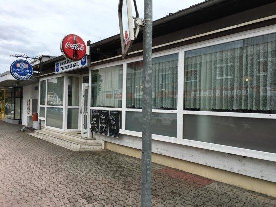 Feldbach, Østrig: Restaurant von außen