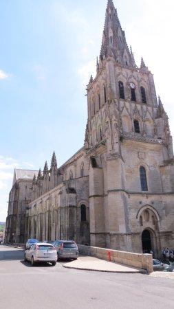 Saint-Maixent-l'Ecole, ฝรั่งเศส: vue genérale
