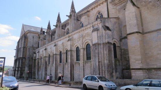 Abbatiale de Saint Maixent
