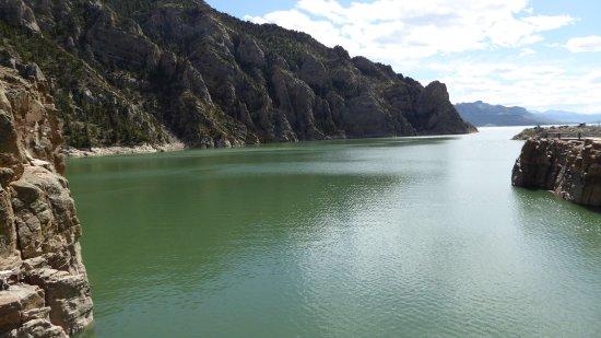 The Buffalo Bill Reservoir
