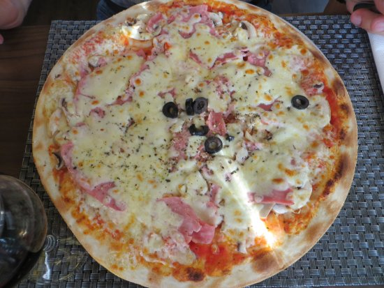 Chez Nous (Papa Nino 2) : Pizza