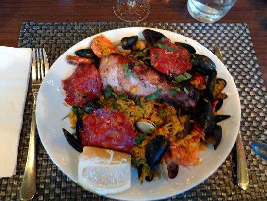 Chez Nous (Papa Nino 2) : Paella