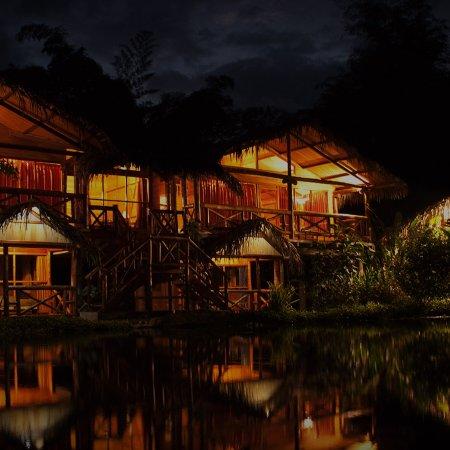 Mindo Lago noche
