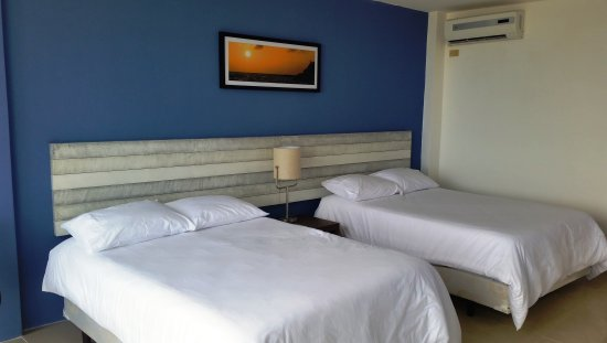 Casita de la Playa: Double standar room