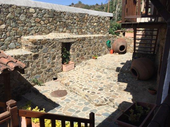 Maritsa Lodge Kakopetria Foto