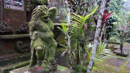 Pura Luhur Batukaru: bohové