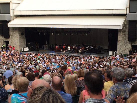 Chastain Park Amphitheater: Steely Dan Concert