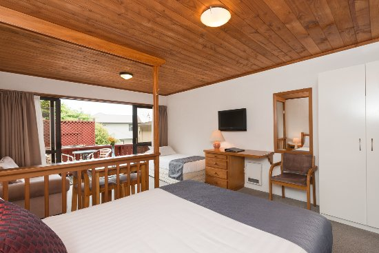 Swiss Chalet Lodge Motel: Studio Unit