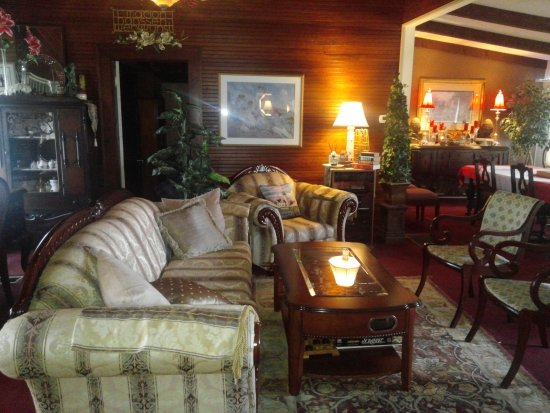 Beacon Hill Bed and Breakfast: BnB common area