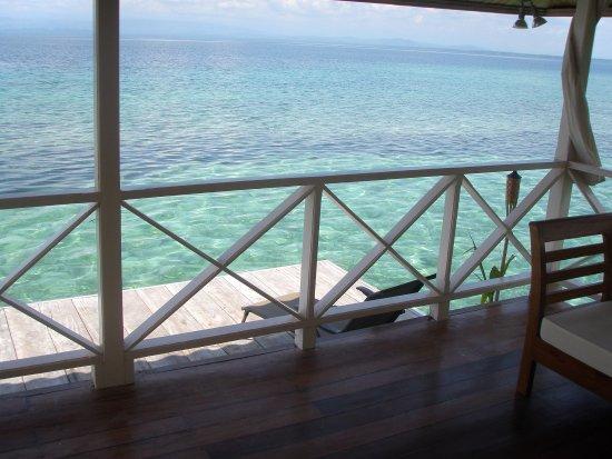 Bocas Villas: view