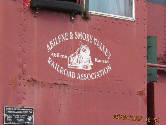 Abilene, KS: name of the association