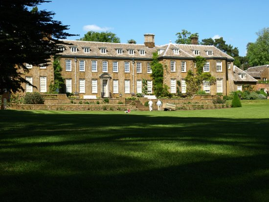 Upton House from the Lawn
