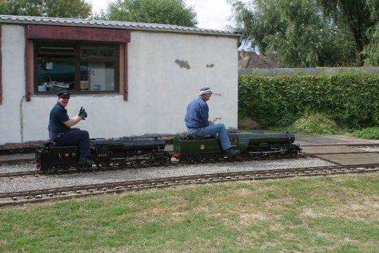 Roxbourne Railway