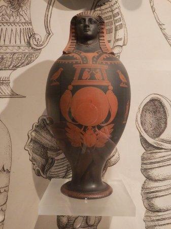 Canopic Vase C1780 Picture Of World Of Wedgwood Barlaston