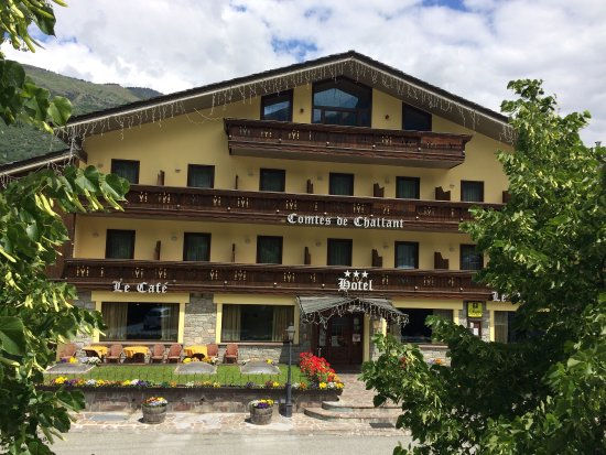 Hotel Comtes De Challant