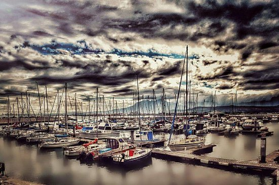 Gordon's Bay, Sudáfrica: Our beautiful harbour...