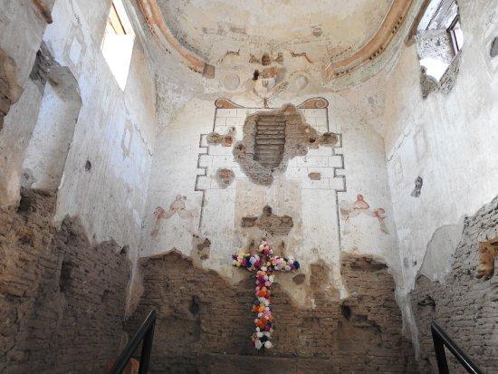 Tumacacori, อาริโซน่า: Altar