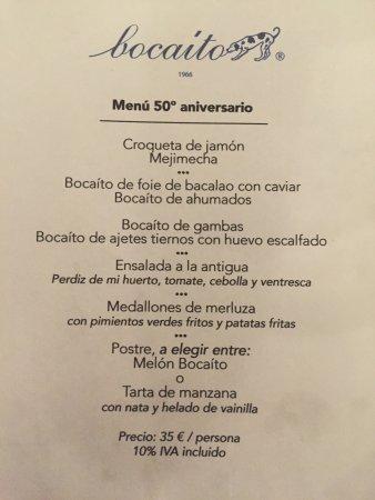 Bocaito Foto