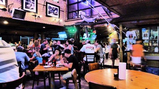 Yucatan Beach Stand Bar: Das Zentrum....