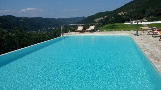 La piscina foto di corte dei mori brisighella tripadvisor - Piscina comunale ravenna prezzi ...