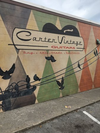 Carter Vintage Guitars