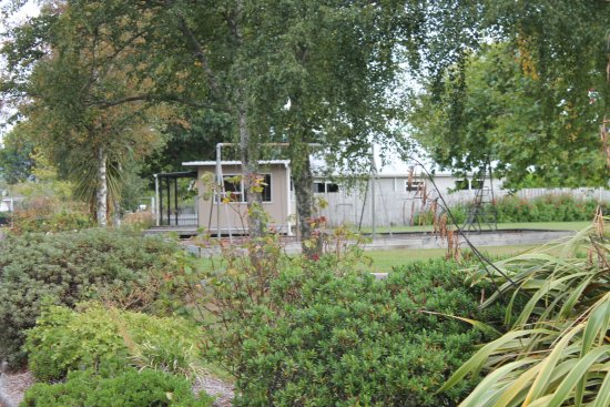 Туранджи, Новая Зеландия: Entrance