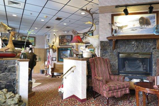 Hotel Seward: Lobby