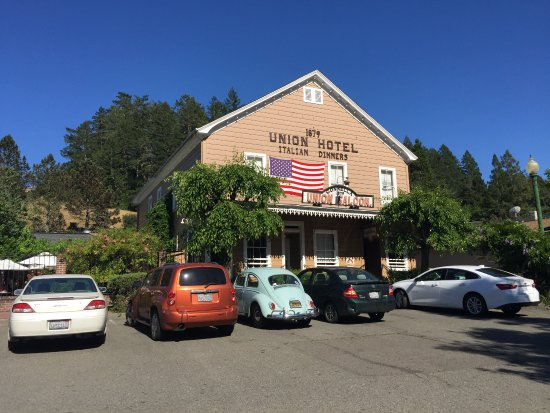 Union Hotel in Occidental