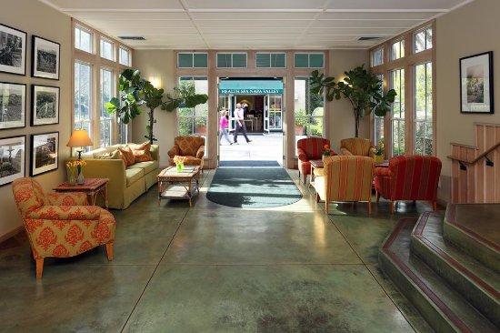 Southbridge Napa Valley: Southbridge Lobby