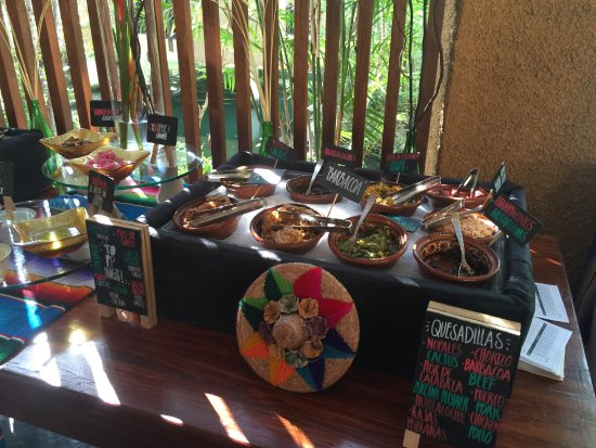 Banyan Tree Mayakoba: Breakfast