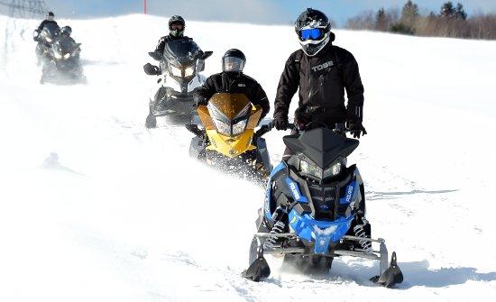 Ski et visites en montagne