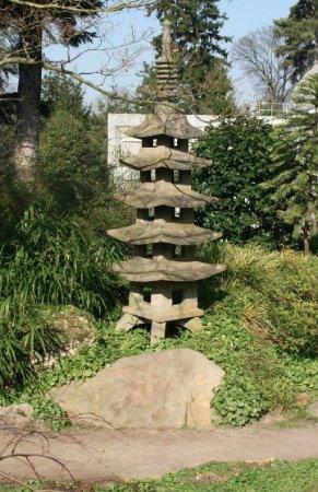 Albert Kahn Musee et Jardins : Partie du village japonais