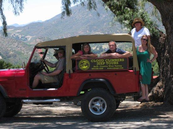 Ojai, Kaliforniya: Customized, scenic Jeep adventures