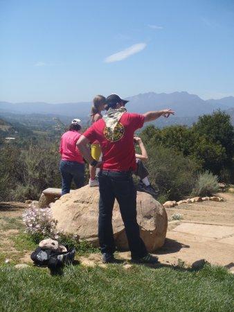 Ojai, Καλιφόρνια: Personable & professional guides