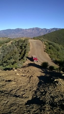 Take in the beauty of Ojai!