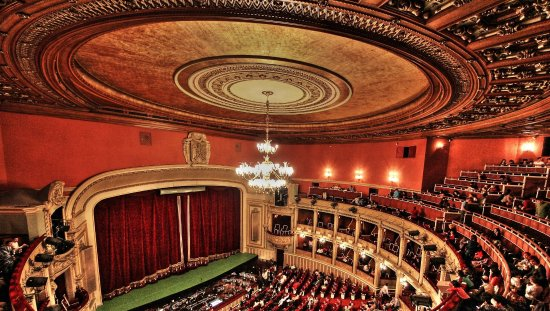 Bucharest National Opera House