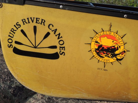 Ely, MN: Kevlar lighter weight canoes
