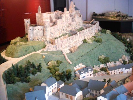 Musée de Maquettes des Châteaux