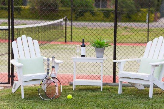 Howlong, Australien: Tennis?