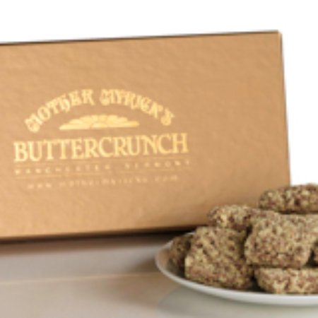 Mother Myrick's Confectionery : Crisp buttercrunch is a favorite to ship as gifts to family & friends.