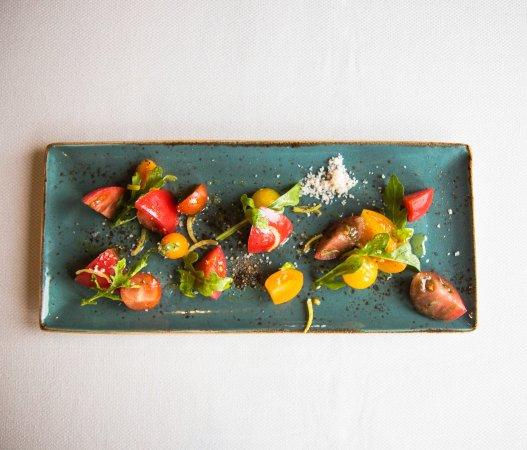 The Glitretind Restaurant: Glitretind Restaurant Summer Menu 2016