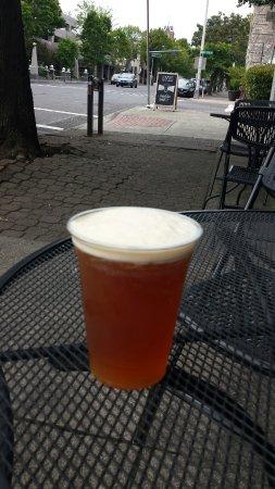 แวนคูเวอร์, วอชิงตัน: Ginger Peach Tea with Vanilla Syrup - AWESOME!